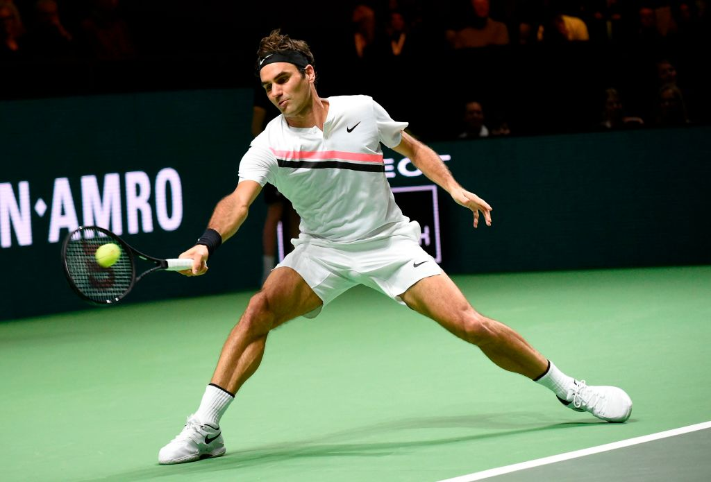 DWVz12JXcAYys6c - The Return of The King: Federer the Ageless Wonder!