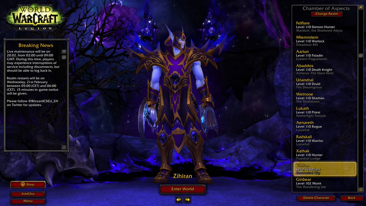 Steve Troughton Smith On Twitter That Void Elf Heritage Armor Set Sure Looks Good Note that the heritage of the sin'dorei transmog set is hidden and does not show up in the appearances tab until learned. that void elf heritage armor set sure