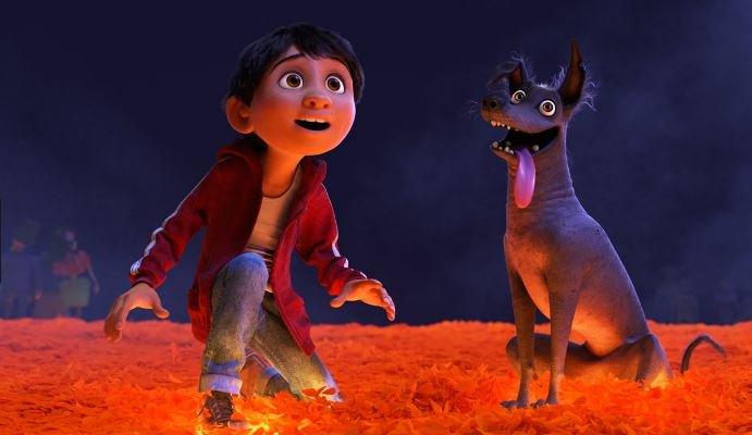 Coco conquistó este domingo el Bafta por Mejor Película Animada.