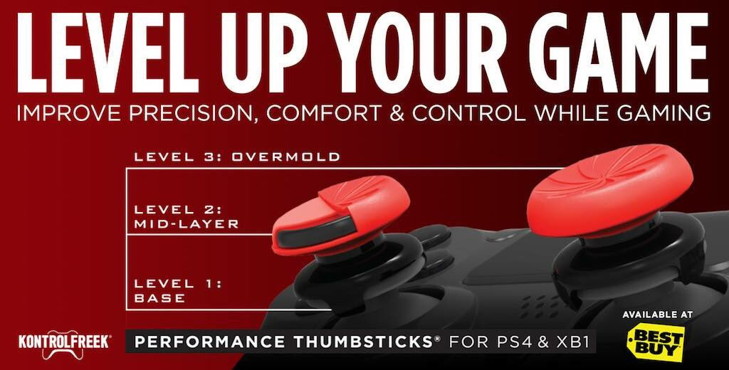Level up your game with a fresh pair of...