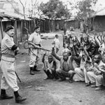 1090 Kenyans were hanged by Britain for opposing colonial rule which stripped the most fertile land from them. It was given to white settlers.