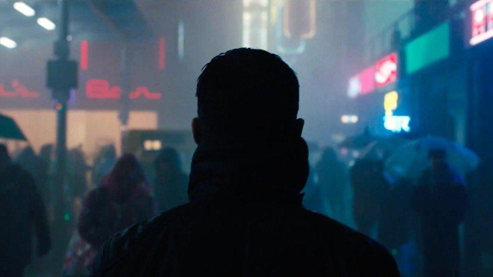 Blade Runner 2049👉🏻mejor fotografía   #B...