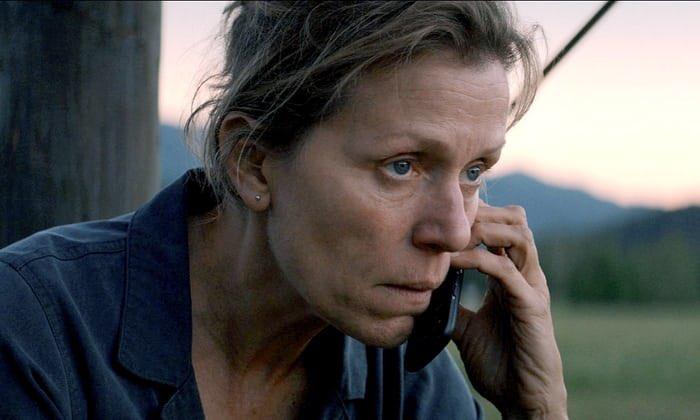 Frances McDormand👉🏻mejor actriz  #BAFTA...