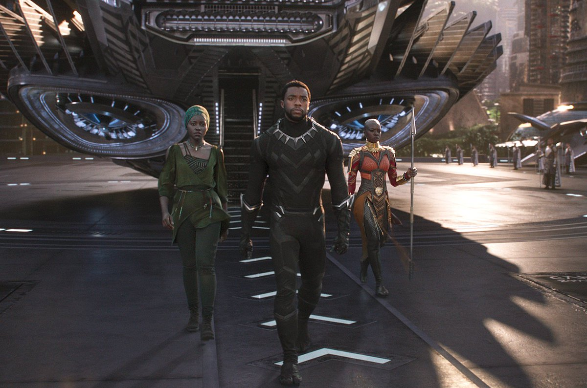 'Black Panther: The Album' debuts at No. 1 on Billboard 200 chart https://t.co/x16lCyAZtE