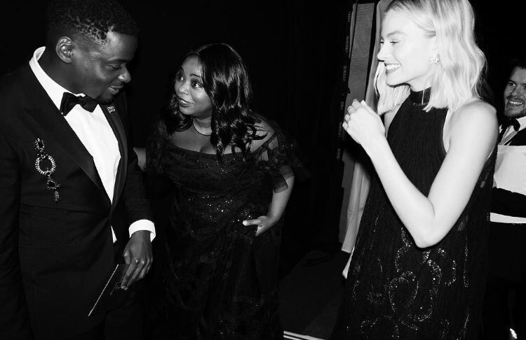 Margot Robbie, Octavia Spencer and Danie...