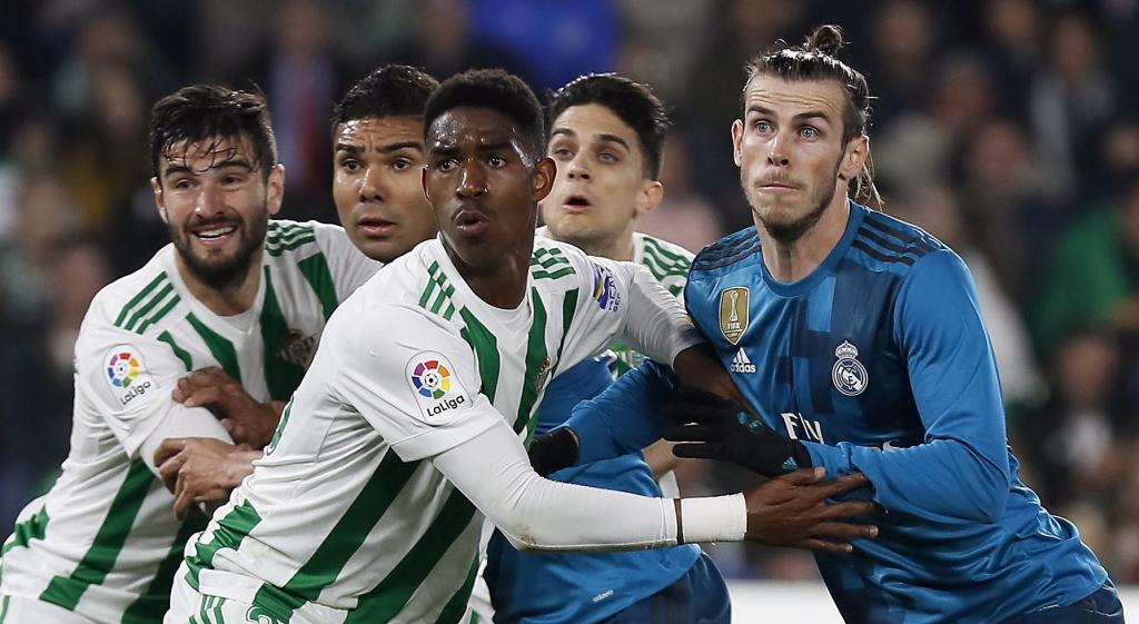 #Envivo ⚽ ¡Gol de Sergio León!  Betis 3...