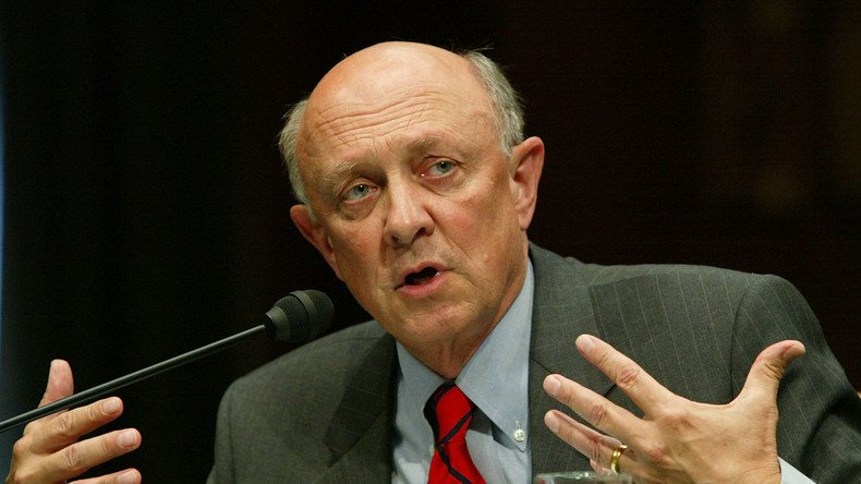 Bafouillant, l'ex-directeur de la CIA reconnaît que les USA s'ingèrent dans les élections des autres (VIDEO) https://t.co/n4DhyIrJTt