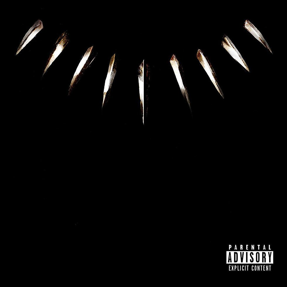 Black Panther: The Album is number one o...