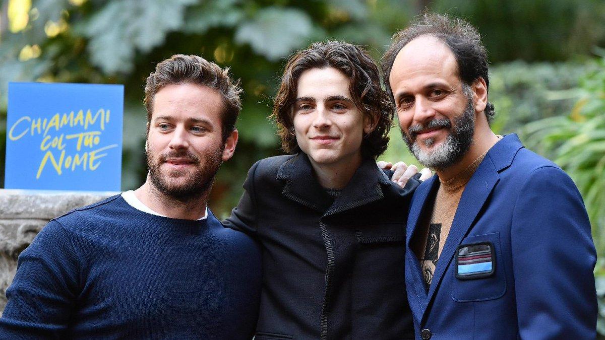 Cinema, ai Bafta film di Guadagnino vince per il miglior adattamento #bafta https://t.co/T8OkMbUYMg