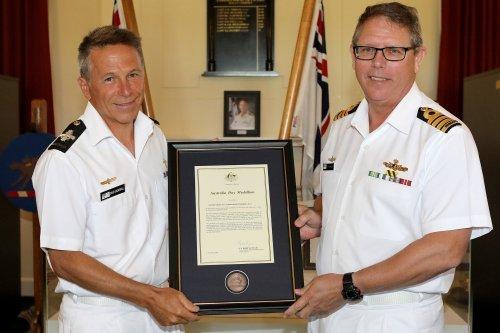 'Living Well' - Chaplain awarded Austral...