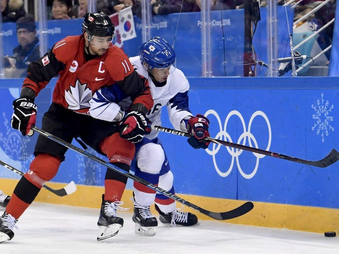 SIMMONS: Canadian men not clicking in Olympic hockey https://t.co/FLMLmcewmL