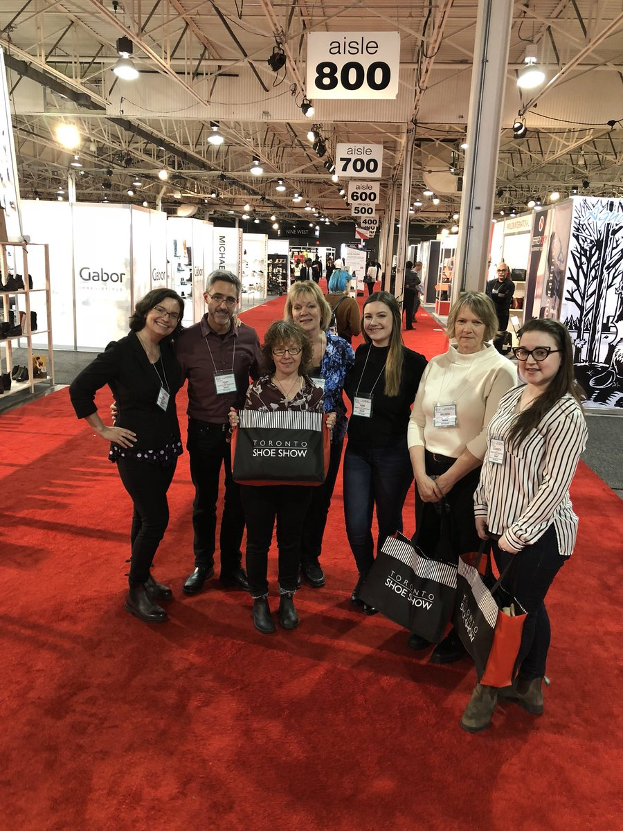 test Twitter Media - Day 1 @TorontoShoeShow - We're working hard to find great new styles for Fall 2018! 👞👢#ThisIsOurActualJob #LivingTheDream #ShoeLovers 😀 https://t.co/TbmSlE4ax7