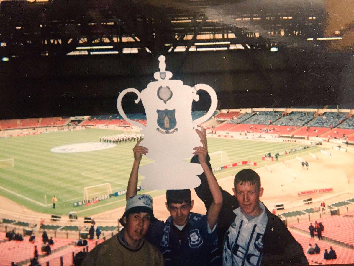 Kev's photo on Wembley