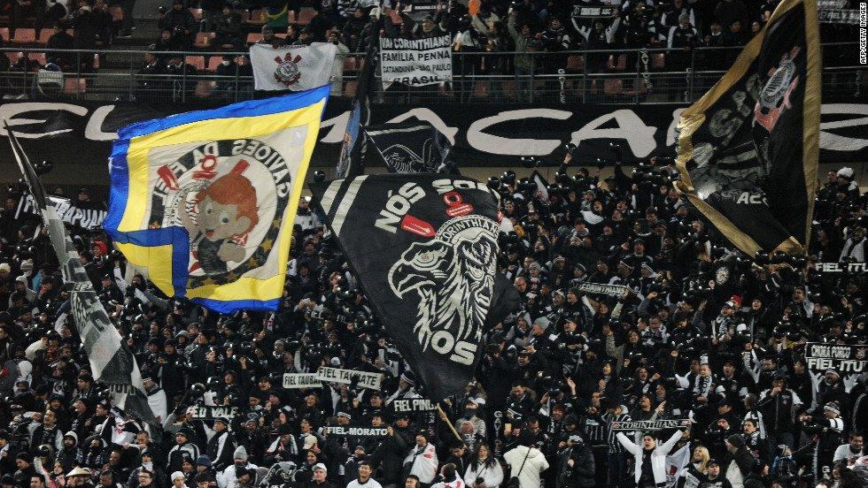 We Are Corinthians! 🖤 #VaiCorinthians ht...