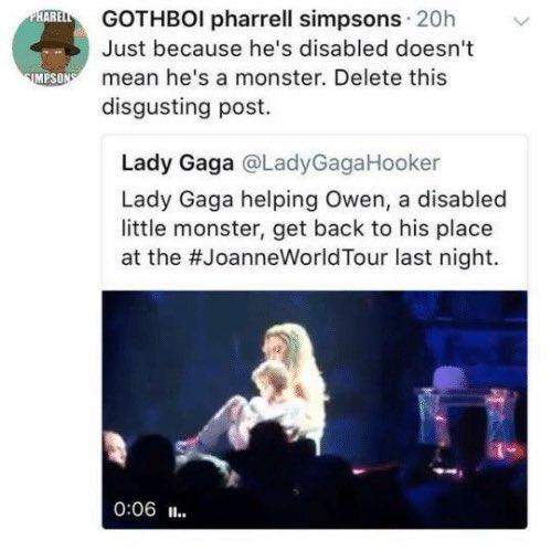 28. a disabled little monster... https:/...