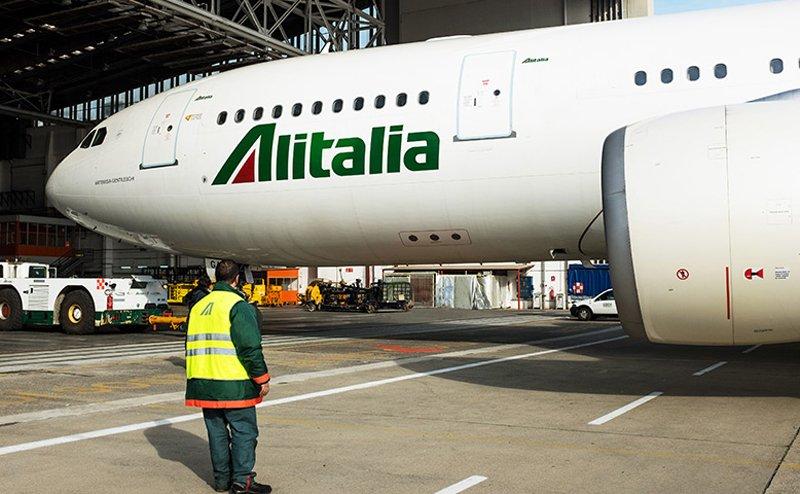 Usb su Alitalia: la realtà smentisce Cal...