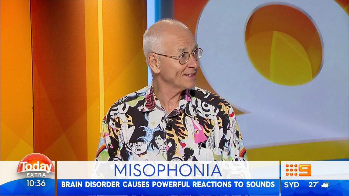 Misophonia today show