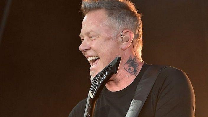 #PorSiTeLoPerdiste: Líder de Metallica y...