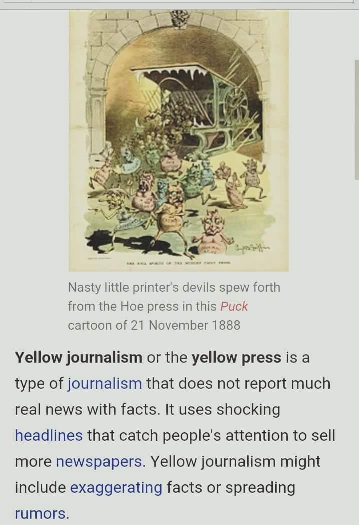 yellowpress hashtag on Twitter