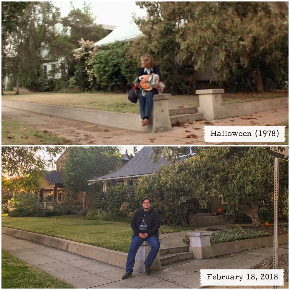 Halloween 2018 Filming Locations.Adam Hlavac On Twitter Spent The Day Running Around La With V6guy
