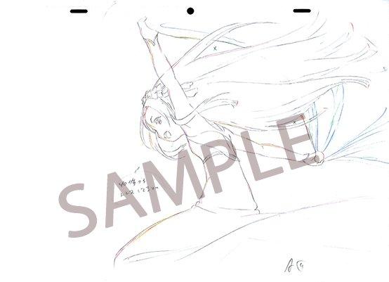 予約で描き下ろし特典色紙も  「さよならの朝に約束の花をかざろう」メインアニメー...