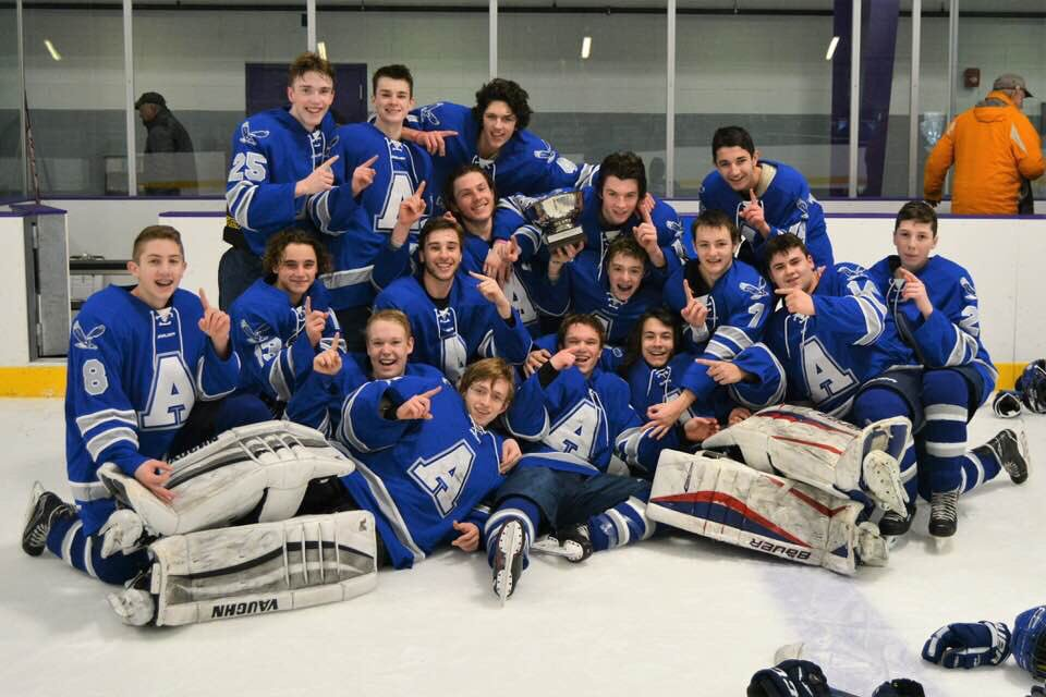 Ahs Hockey Boosters On Twitter Martha S Vineyard Tournament