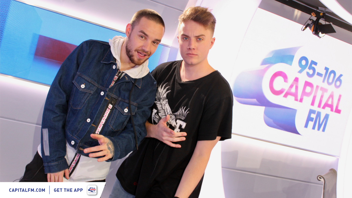 .@LiamPayne. @romankemp. Capital Breakfa...
