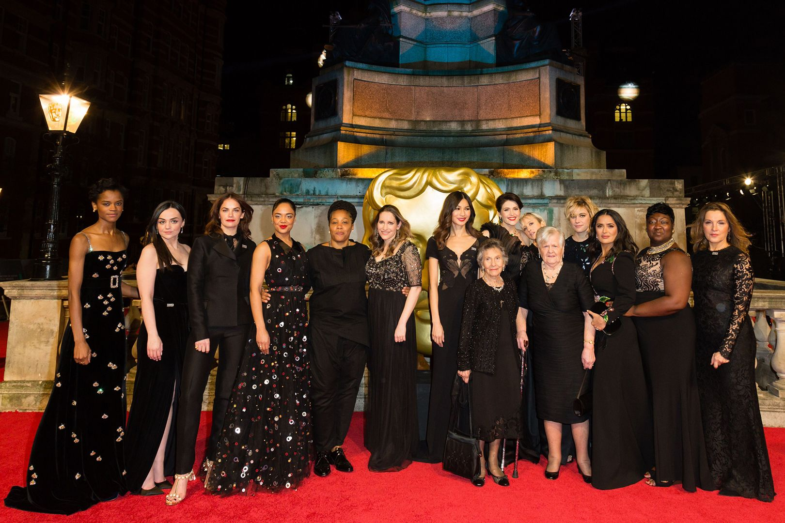 .@BAFTAs: All the moments you might have missed: https://t.co/a1ehZaJW3T  #BAFTA2018 https://t.co/UjKBiDsTS5