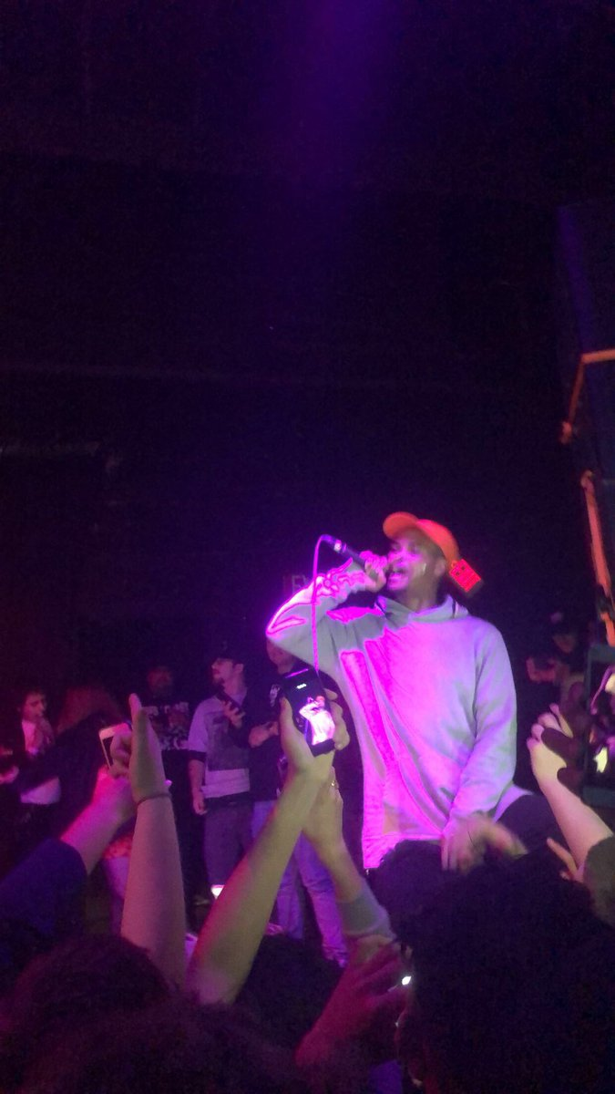 Just got trampled real@good, Xavier Wulf...