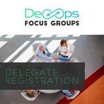 Image for the Tweet beginning: The #DevOpsFocusGroups comes to London