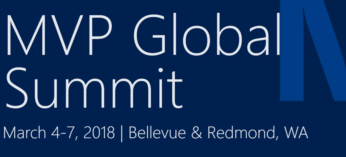 Image result for mvp summit 2018 images