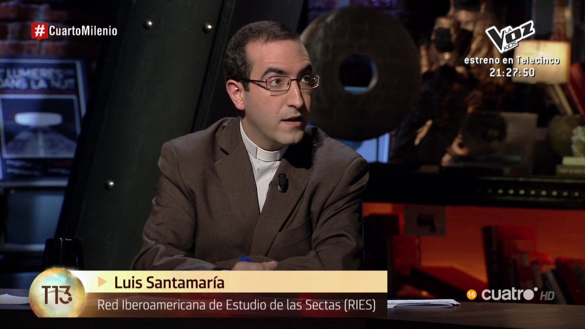 RIES Sectas on Twitter: \