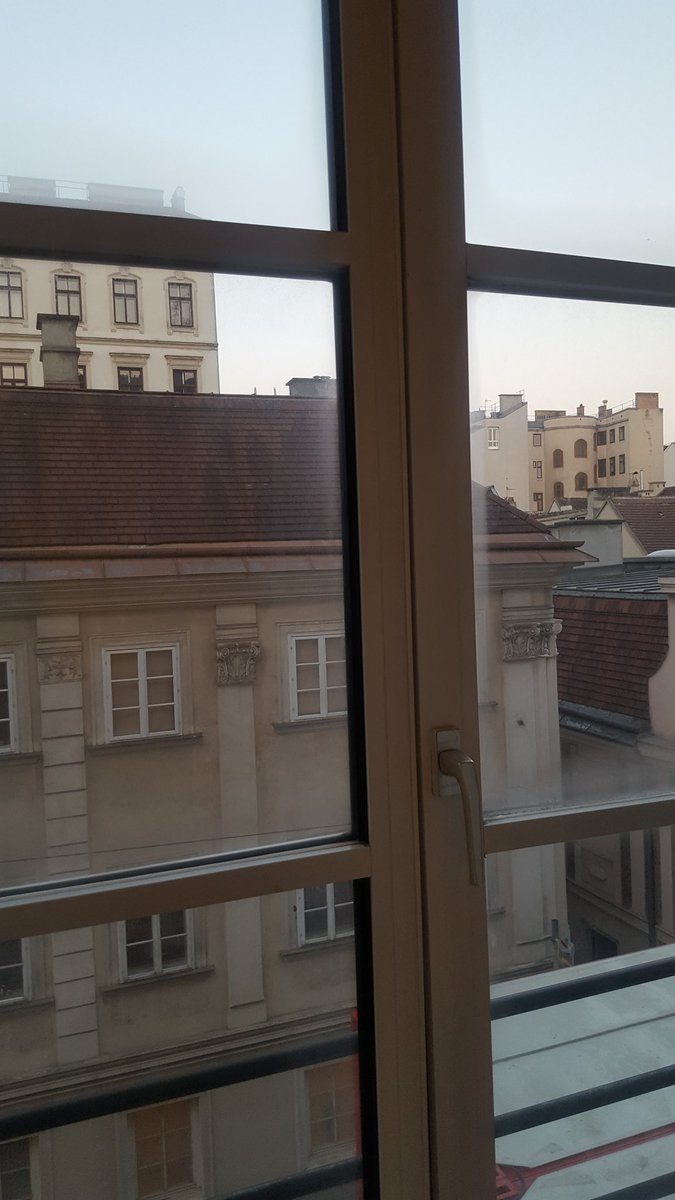 Good Morning from Vienna, heading to Min...