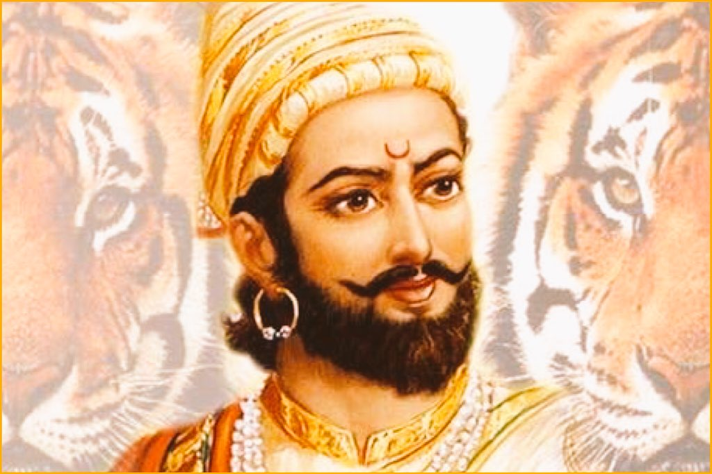 Chhatrapati Shivaji Maharaj - (19 February 1627 - 3 April 1680)   IMAGES, GIF, ANIMATED GIF, WALLPAPER, STICKER FOR WHATSAPP & FACEBOOK