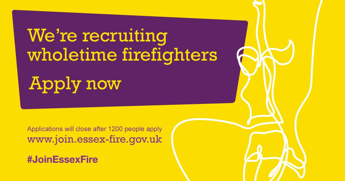 Fire Service Application Form | Essex Fire Service On Twitter If You Re Having Trouble Accessing