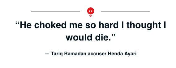 France's 'Muslim Rose McGowan' and the Jailing of Tariq Ramadan https://t.co/BEt4539Vp8 via @thedailybeast @Danakennedynow