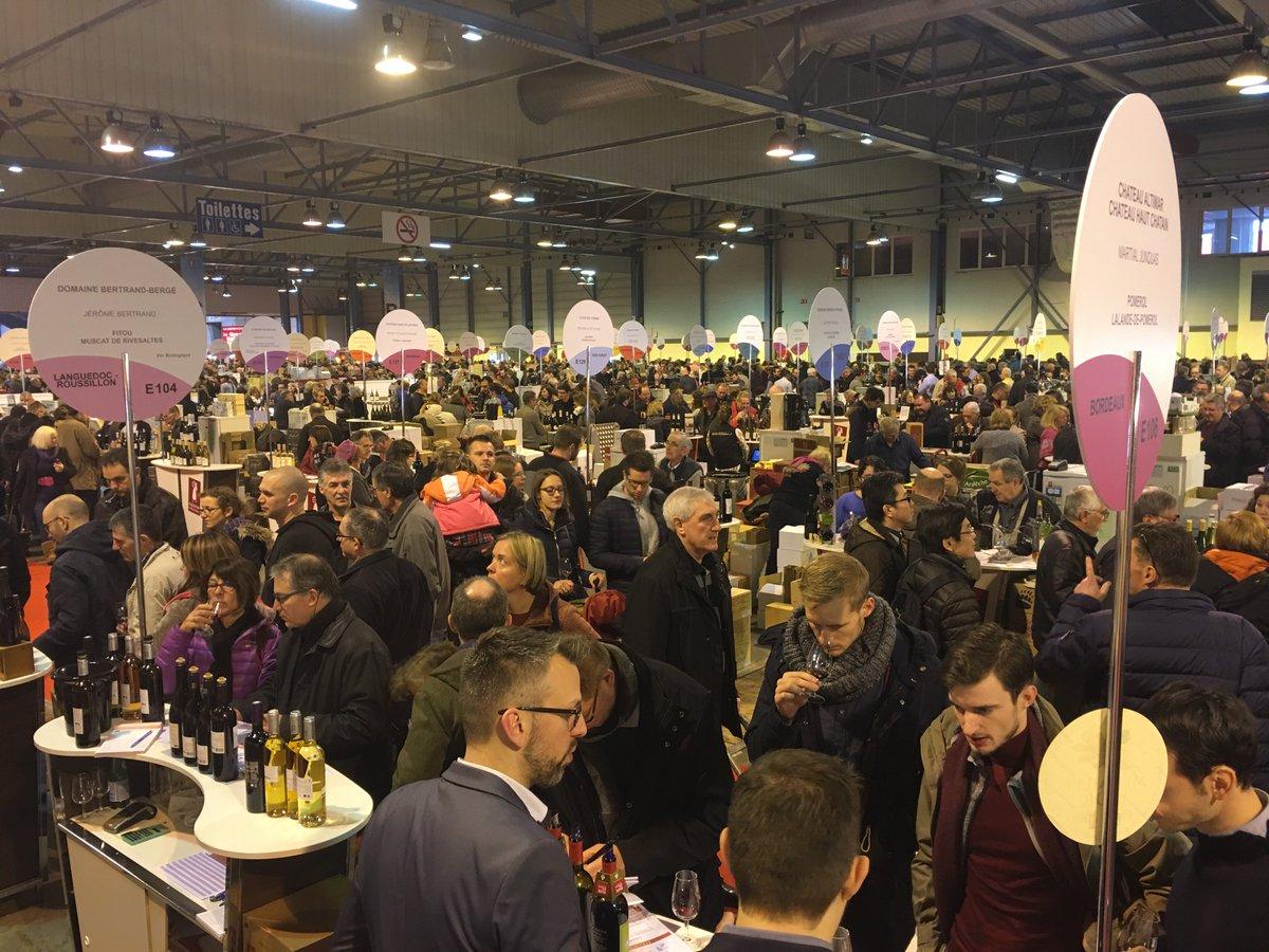 Strasbourg info en direct news et actualit en temps - Salon des vignerons independants strasbourg ...