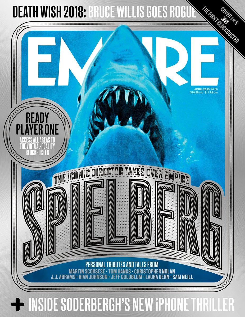 1) Jaws - The First Blockbuster #Spielbe...