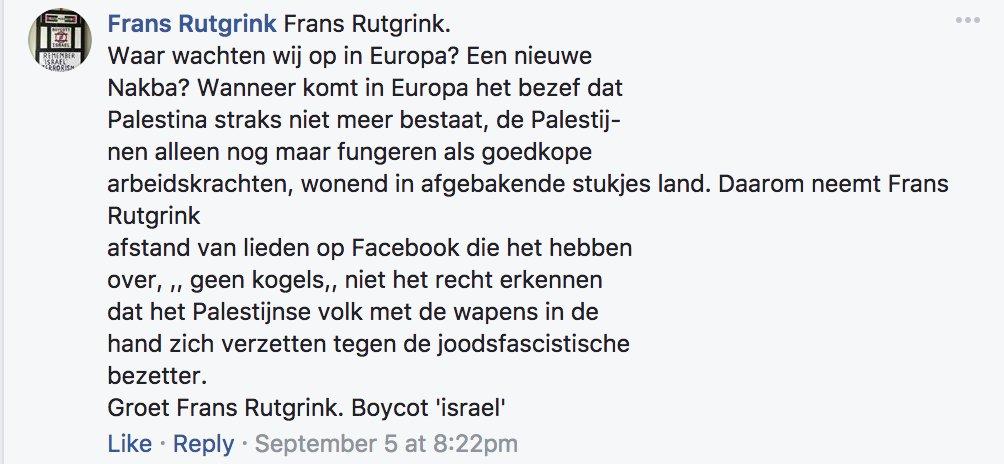 Hidde J Van Koningsveld On Twitter Beroepsantisemiet Frans