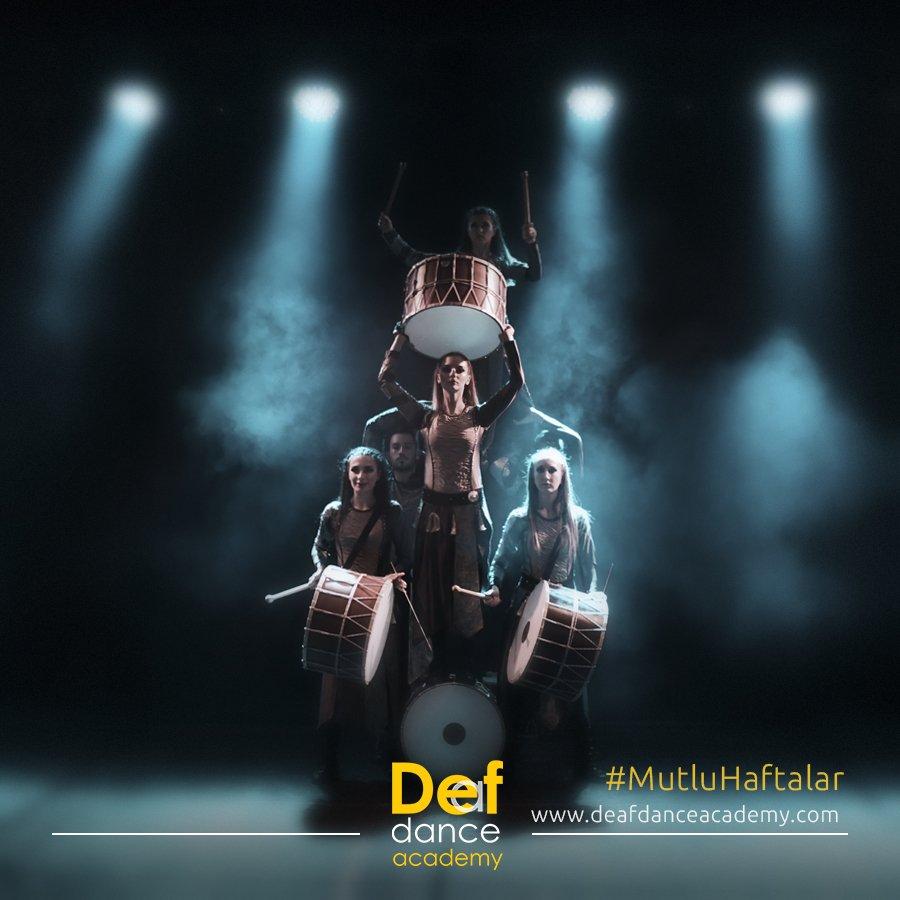 test Twitter Media - Güzel bir hafta olması dileğiyle. #MutluHaftalar   #deafdanceacademy #dans #dance #stage #sahne #creative #zeybek #folkdance #turkishdance #drum #rhythm #pazartesi https://t.co/ycxT7J94Uh