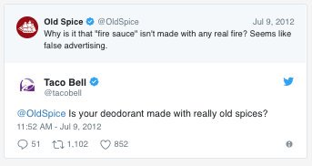 Sometimes, brands cant pass up on the opportunity for a good burn 🔥 In the following 10 situations, it paid off: ow.ly/gTy230is28o