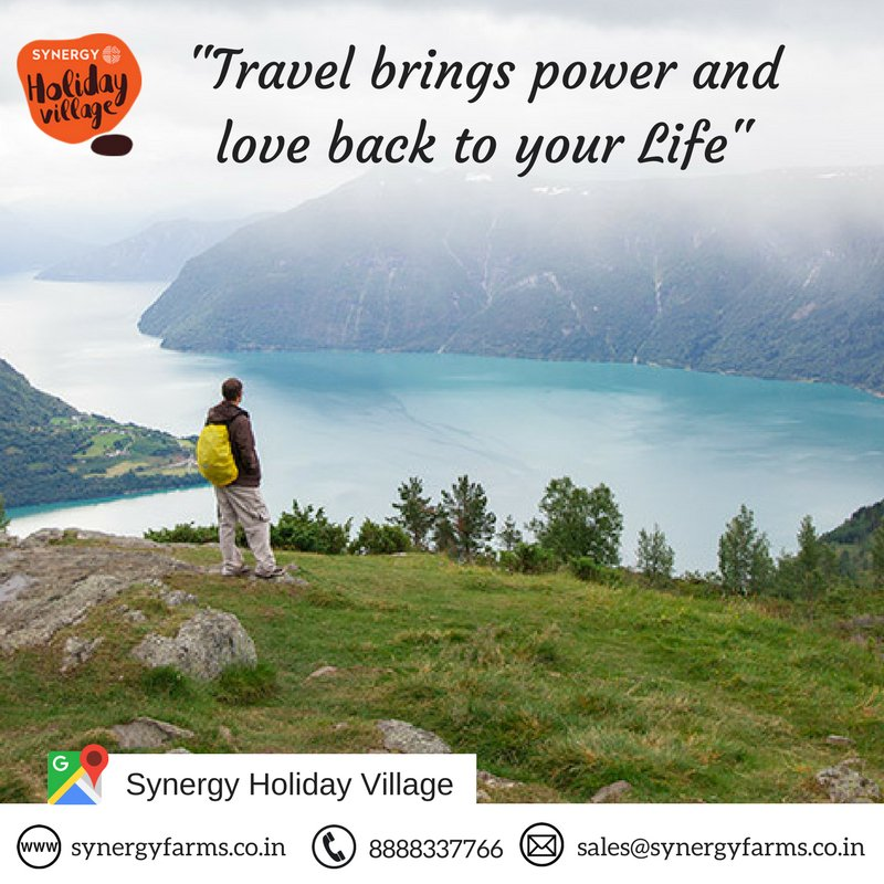 Synergy Properties On Twitter Travel Brings Power And Love Back