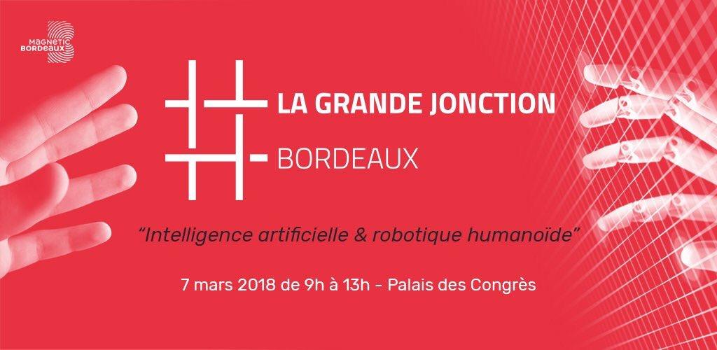 «L'#IA et la #robotique sont des leviers stratégiques pour nos #startup».  👉 https://t.co/o8SMX1j4LE Retrouvez la technopole et ses entreprises spécialisées #IA le 7 Mars à la #LGJ2018 🤖