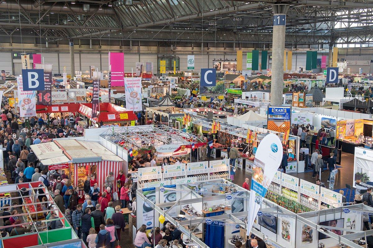 Leipziger Messe On Twitter Begeisterte Besucher Zufriedene