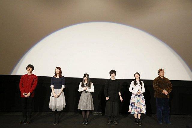 『ダーリン・イン・ザ・フランキス』新宿バルト9にて一挙上映会が開催。舞台挨拶には...