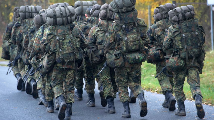 Німеччина втричі збільшить кількість солдатів на навчаннях НАТО зі стримування РФ