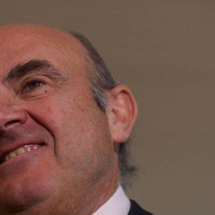 Guindos, nuevo vicepresidente del Banco...