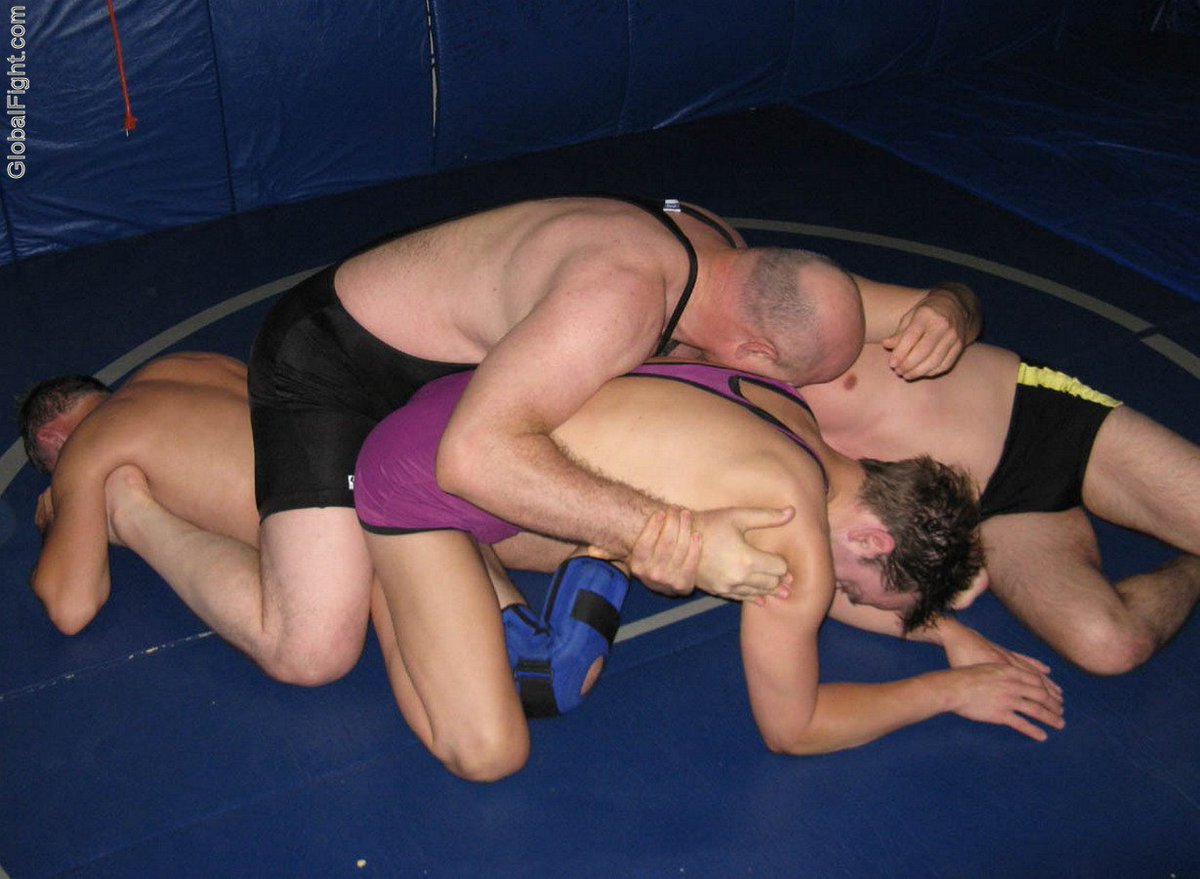 Wrestling With Ambition