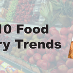Top 10 Food Industry Trends: @packaged_facts  https://t.co/Gb6HBJ0pZU  #mrx #foodbeverage #FoodTrends #culinarytrends #Trends2018 #grocery #retail #Amazon #WholeFoods #Aldi #Lidl #ecommerce #onlinegrocery #mealkits #nonGMO #naturalorganic #freshproduce #meat #poultry #Probiotics