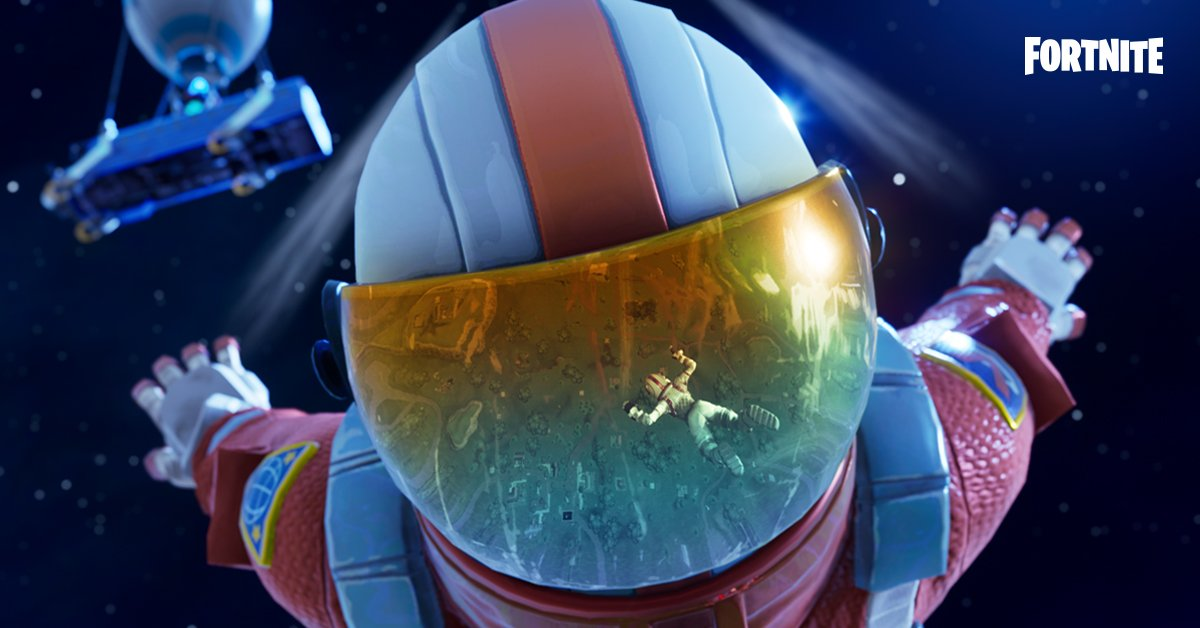 Fortnite On Twitter Season 3 Lifts Off Later This Week Are You